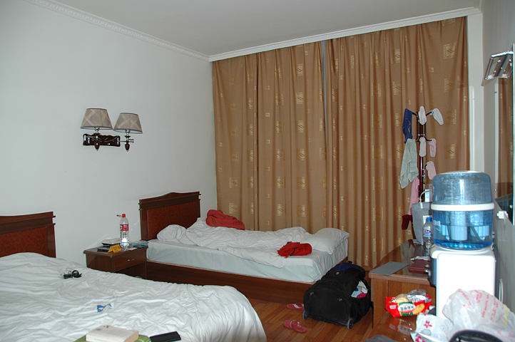 Double room in Lhasa Tibet