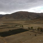Countryside near Tsetang