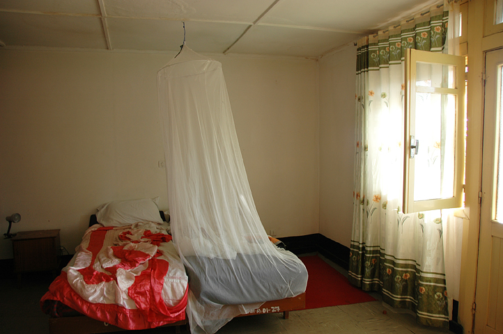 Second hotel room in Bahir Dar