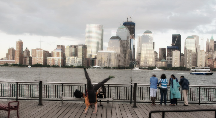 Jersey City Cartwheel
