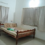 Hotel room in Alleppey