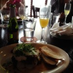 Brunch at Haymarket
