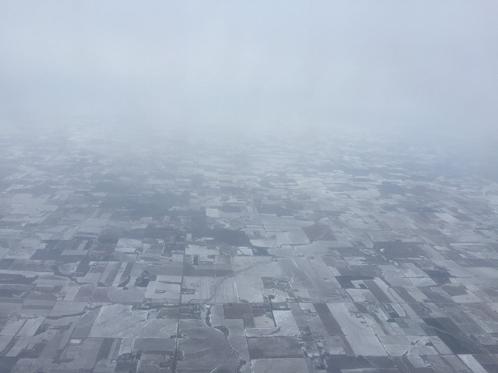 Minnesota from above
