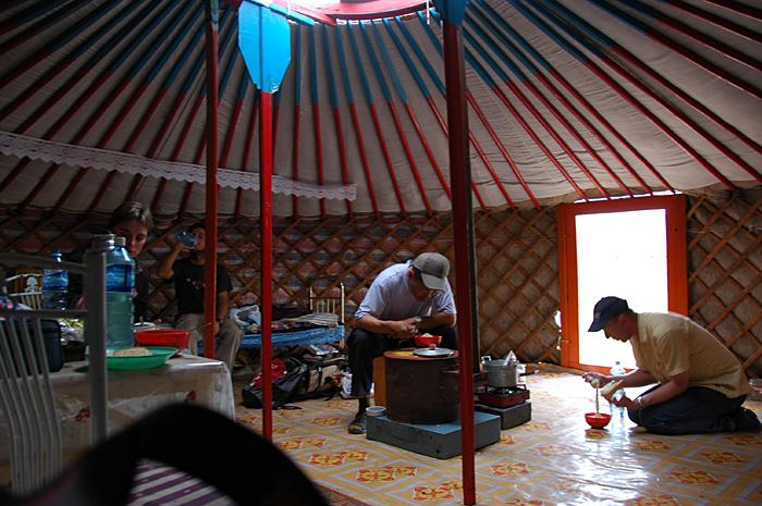 Hutag Ondor, Mongolia