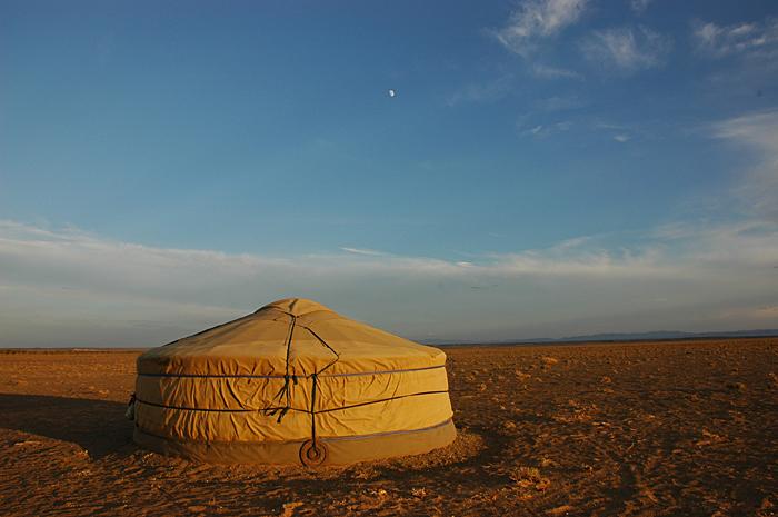 Bayanzag, Mongolia