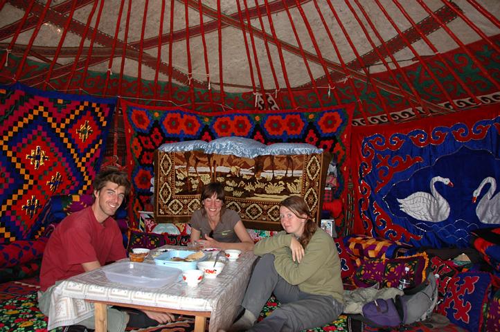 Song K??l Lake, Kyrgyzstan