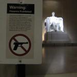 Lincoln gun policy