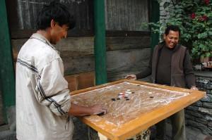 Tibetan foosball