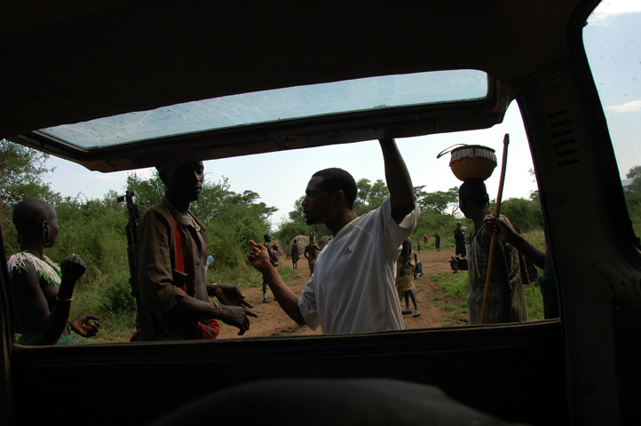 Negotiating with the Mursi