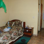 Hotel room in Wondo Genet