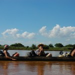 Dugout canoe clearance