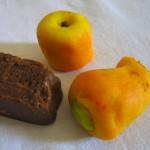 Marzipan candy